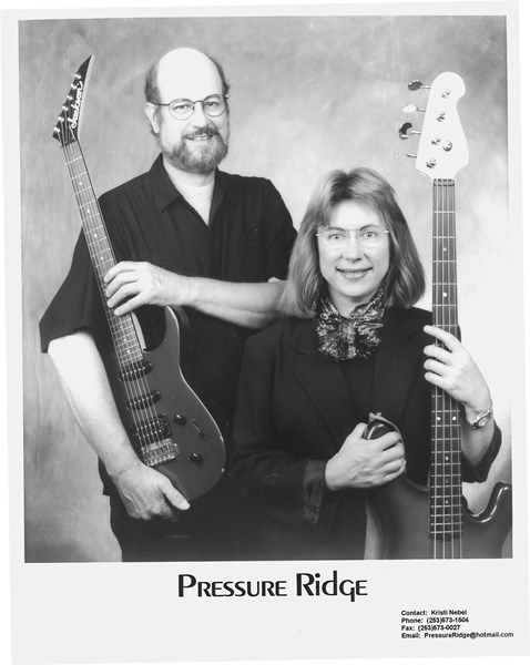 Pressure Ridge - Country Band - Tacoma, WA