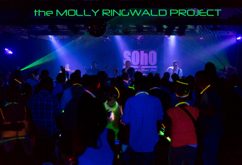 The Molly Ringwald Project - 80s Band - Santa Barbara, CA