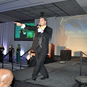 Sarasota Auctioneer | George Franco- Benefit/Charity Auctioneer