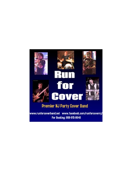 Run for Cover - Cover Band - Brick, NJ