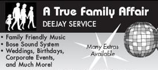 A True Family Affair DJ Service | Lynn, MA | Event DJ | Photo #3