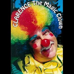 Merced Clown | clarence the magic clown