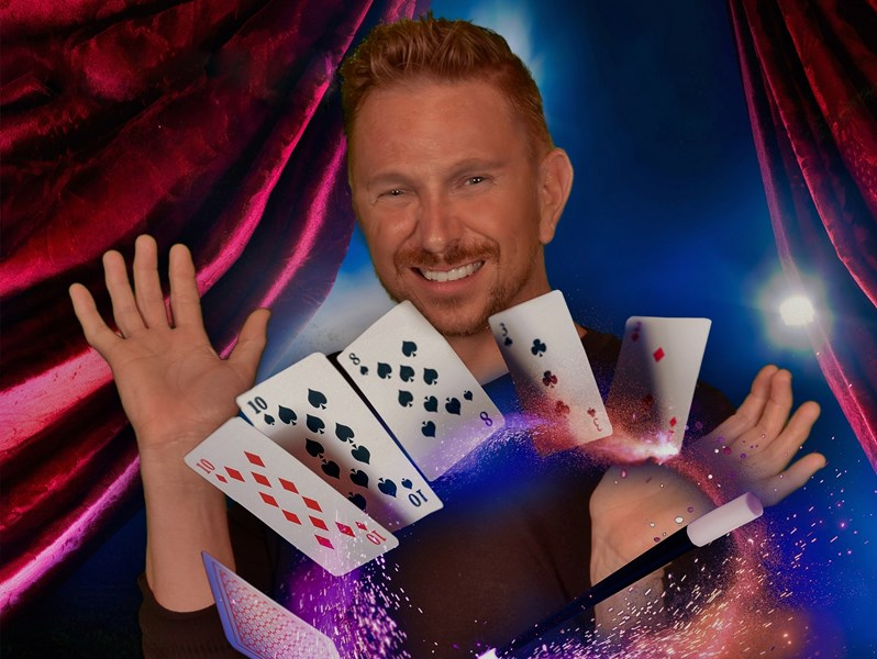 Kevin King - Stage & Close-up Magician - Magician - Orlando, FL