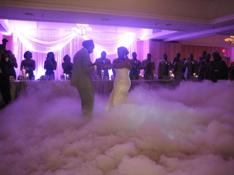"Dry Ice, ""Dancing on a Cloud"""