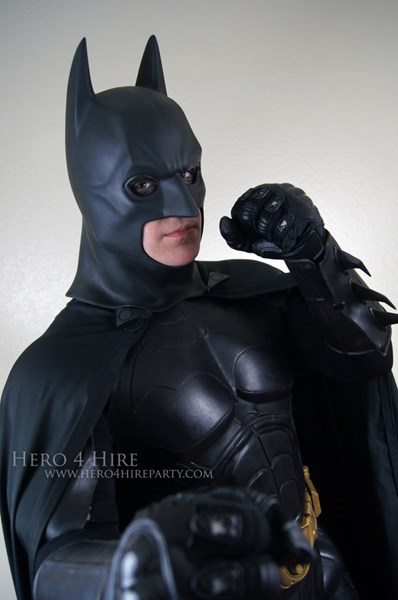 Hero 4 Hire party & more - Costumed Character - Ontario, CA