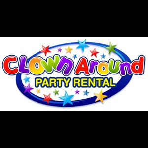 Garland Dunk Tank | Clown Around Party Rental