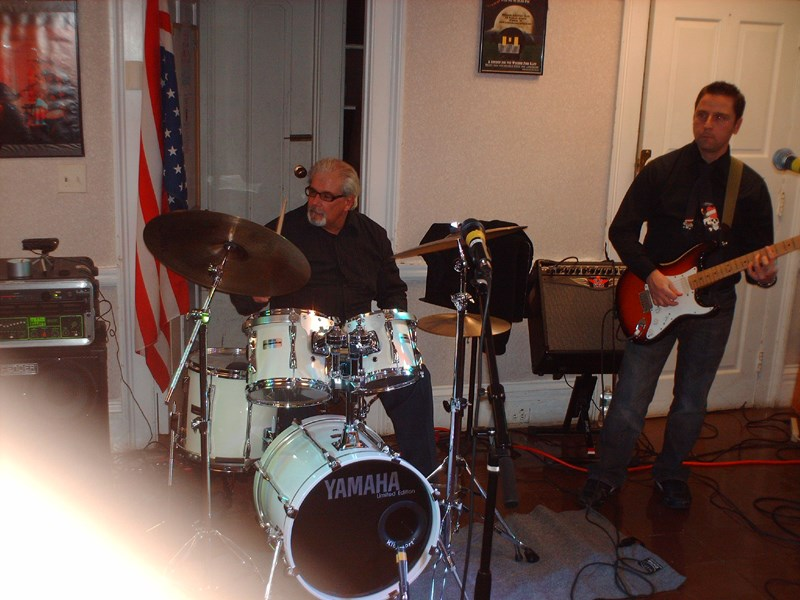 funkman season professional drummer funk band windsor locks ct