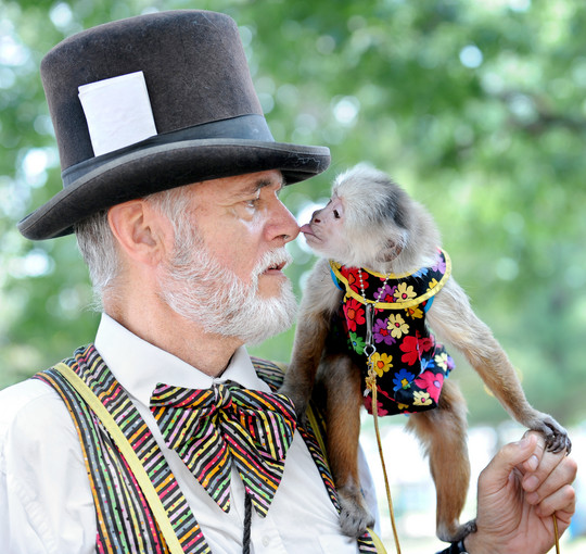 The Monkey Man - Magician - Lancaster, PA