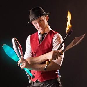 San Francisco, CA Circus Performer | Jeremiah Johnston
