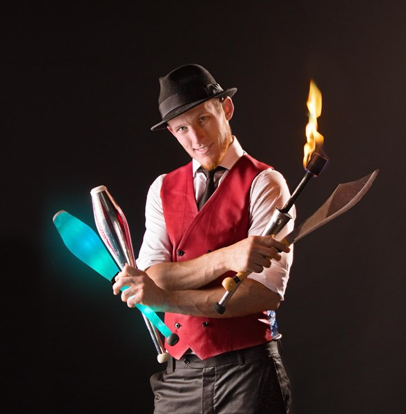 Jeremiah Johnston - Circus Performer - San Francisco, CA