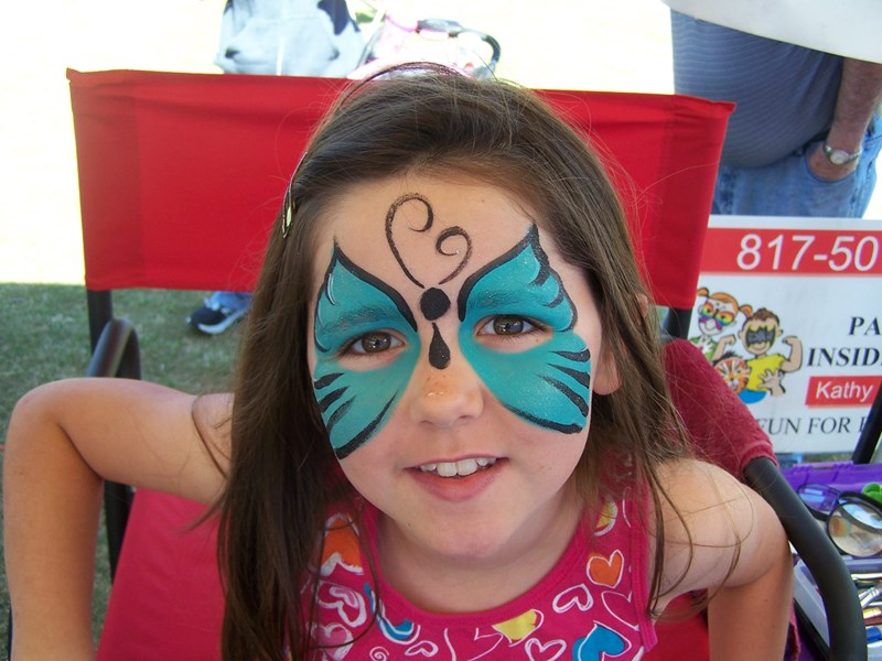 Faces by Ashley - Face Painter - Mansfield, TX