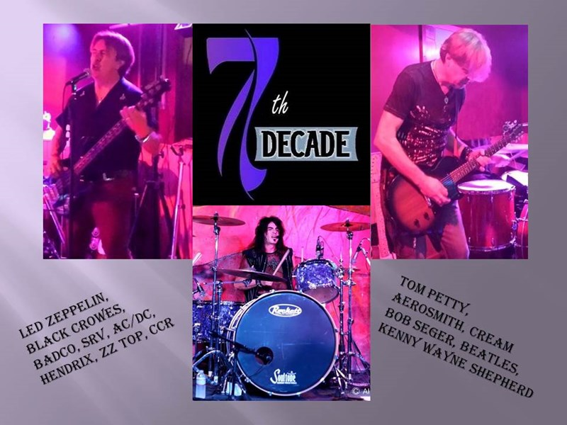 Seventh Decade - Classic Rock Band - Los Angeles, CA