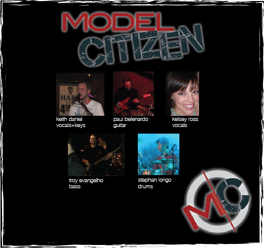 Model Citizen - Cover Band - Santa Monica, CA
