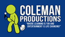 Coleman Productions - Keynote Speaker - Grand Rapids, MI