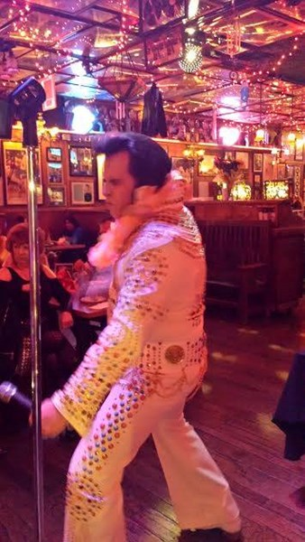 Sean Martin - Memories of the King 1970's - Elvis Impersonator - Monrovia, CA