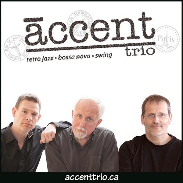 Accent Trio - Jazz Band - London, ON