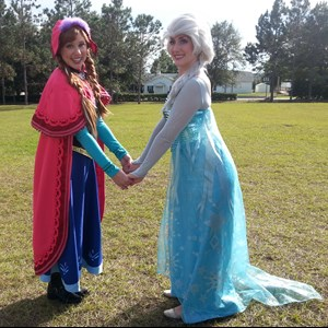 Florida Costumed Character | Just Funtastic Party & Event Rentals