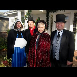 Napa Choral Group | Encore at Christmas    Dickens Carolers