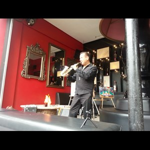 Colorado Springs Flutist | Kenny Johnston