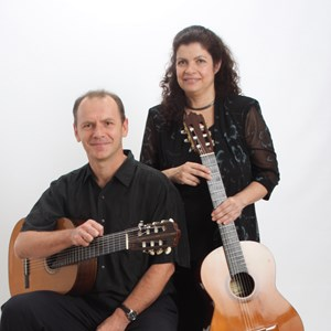 Topping Acoustic Duo | M&N Guitar Duo