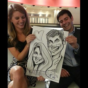 Chattanooga Caricaturist | Caricatures by Tony SMITH