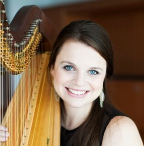 Grace Browning, Dallas Harpist - Classical Harpist - Dallas, TX