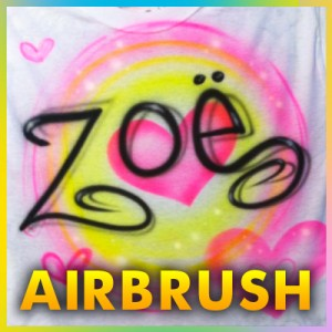 Kaliq Customs - Airbrush T-Shirt Artist - Washington, DC