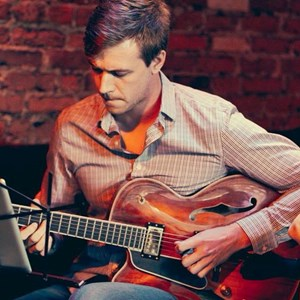 Brooklyn Jazz Guitarist | Mat Birmingham