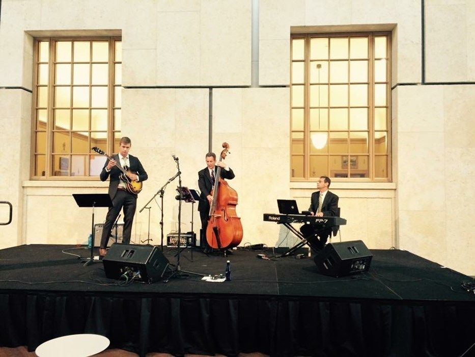 Live at the Barnes Foundation