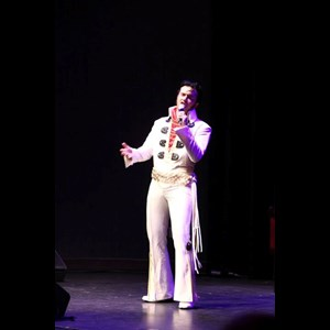 Pemberton Elvis Impersonator | Voice of the King