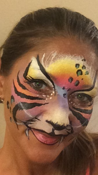 Karina - Face Painter - Brooklyn, NY