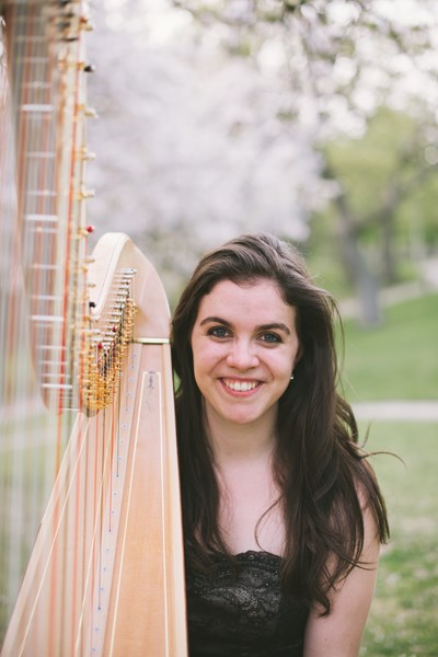 Phoebe Powell - Harpist - Toronto, ON