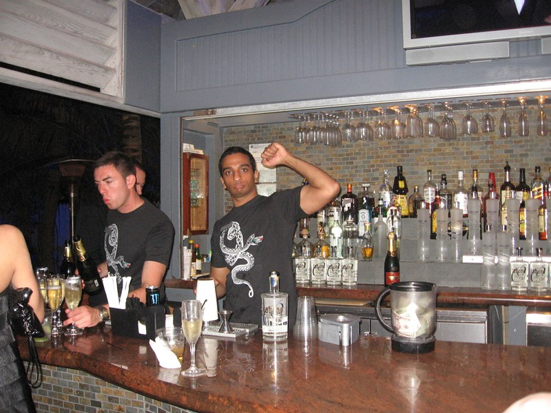 South Beach Bartender - Bartender - Miami Beach, FL
