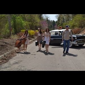 Jonancy Bluegrass Band | Outta the Blue
