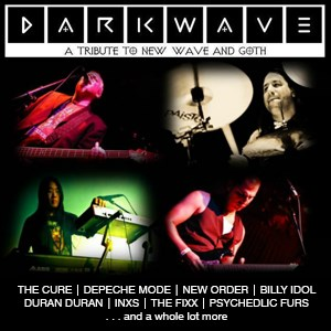 San Francisco 80s Band | DARKWAVE