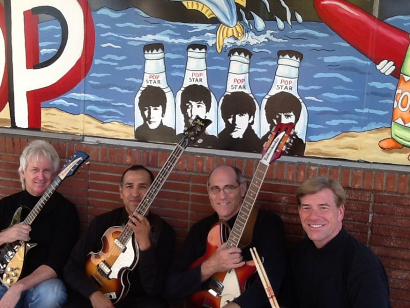 JPGR, a Tribute to the Beatles and their Music - 60s Band - Upland, CA