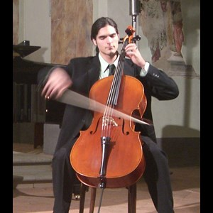 Luray Cellist | Joshua D. Colbert