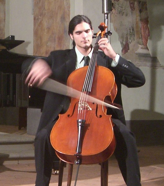 Joshua D. Colbert - Cellist - Washington, DC