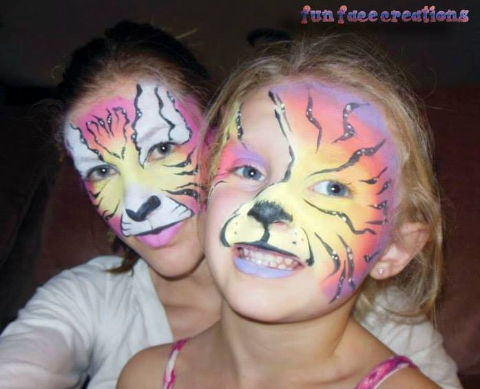 Fun Face Creations - Face Painter - Mattawan, MI