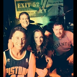 San Jose Dance Band | Exit 52 Band