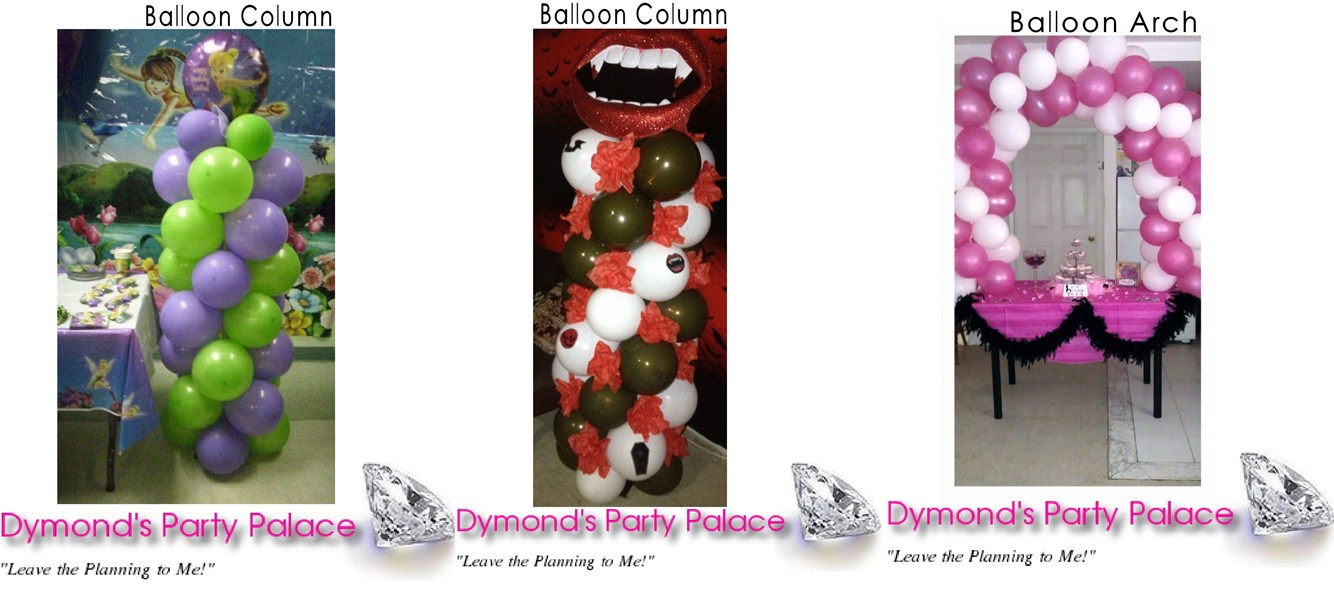 Dymond's Party Palace - Event Planner - Binghamton, NY