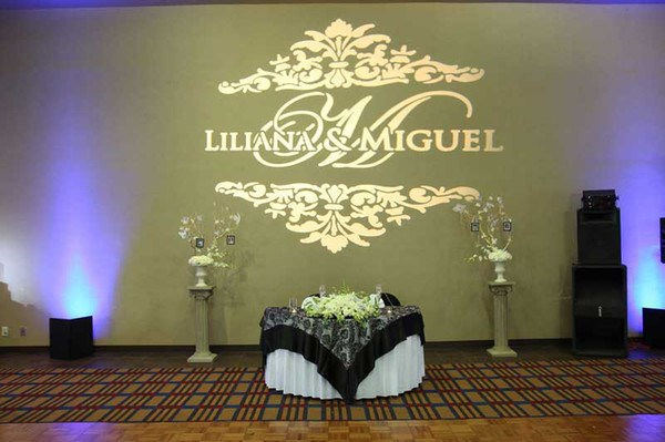 Custom GoBo's in limitless styles!