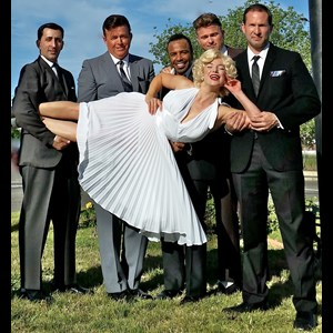 Portland Frank Sinatra Tribute Act | Sharilyn As Marilyn Monroe Tribute