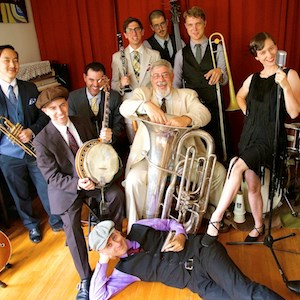 New York City Swing Band | Hot Jazz Jumpers