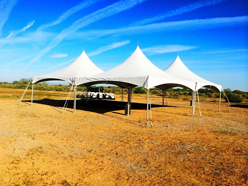 Arizona Event Rentals - Party Tent Rentals - Phoenix, AZ