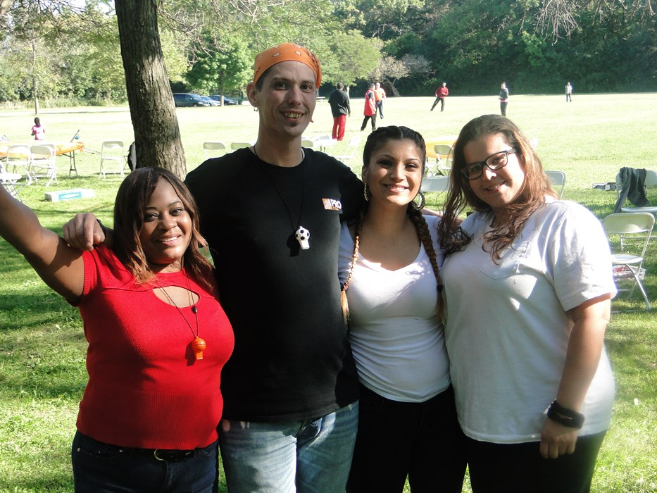 HOME DEPOT'S ANNUEL PICNIC