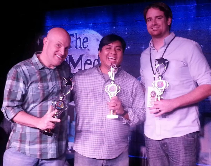 3rd Place World Series of Comedy NC
