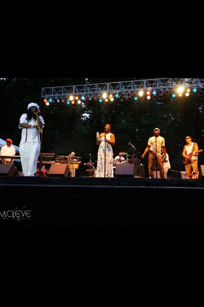 Ras Lidj & Deep Band - Reggae Band - Washington, DC
