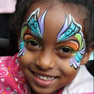 Gary, IN Face Painter | STL Henna LLC