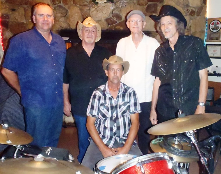 Phil Baron and Showdown - Country Band - La Mirada, CA